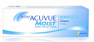 Acuvue One Day Moist for Astigmatism