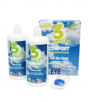 EYE-Sky 3 All in One Comfort (2x360ml)
